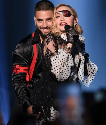 Madonna performs Medellín at the 2019 Billboard Music Awards  - 1 May 2019 - Pictures 22
