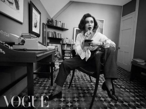 Madonna by Alas & Piggot for British Vogue - June 2019 issue 01