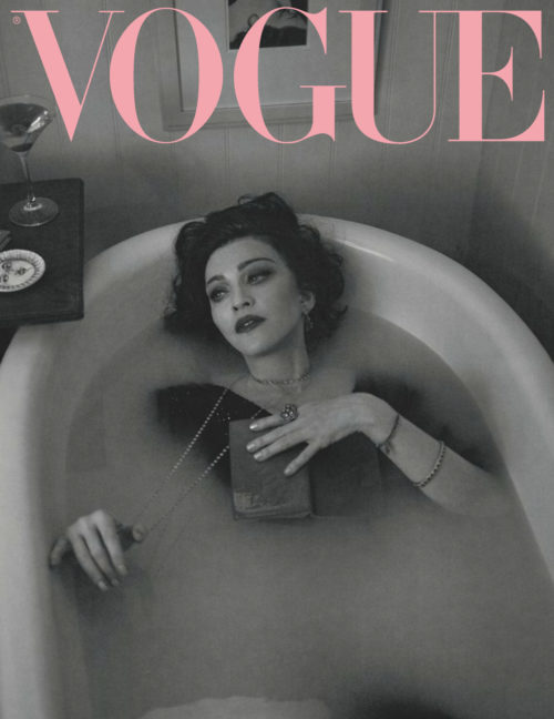 Madonna by Alas & Piggott for British Vogue - June 2019 issue - Pictures and Interview (2)