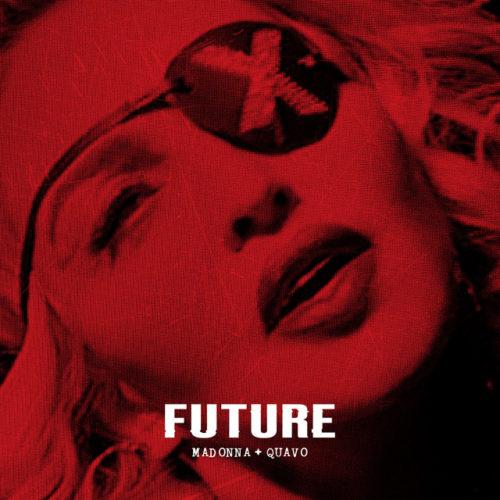 Madonna Future featuring Quavo Cover