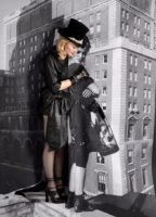 Madonna by JR for the New York Times 03