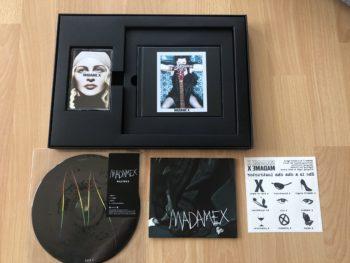 Madonna Madame X Box Set First Look (2)