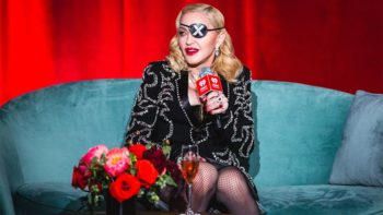 Madonna iHeartRadio ICONS with Madonna In Celebration of Madame X 01