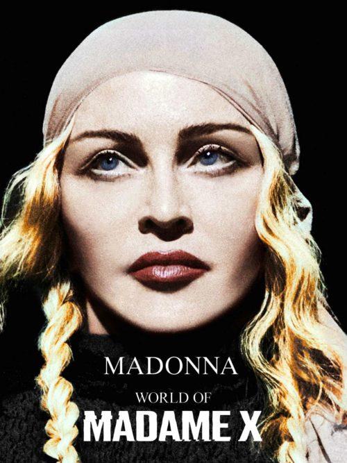 Madonna World of Madame X