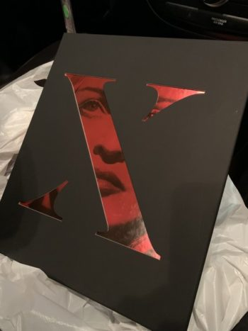 Madame X VIP Tour Gift Book (1)