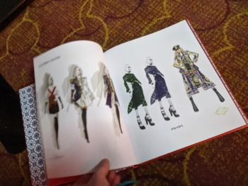 Madame X VIP Tour Gift Book (2)