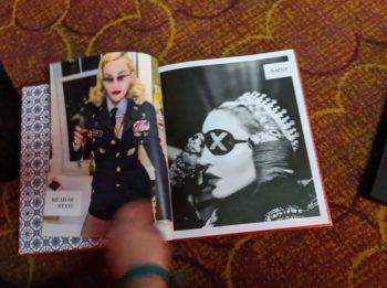 Madame X VIP Tour Gift Book (5)