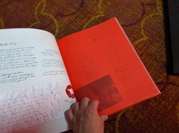 Madame X VIP Tour Gift Book (6)