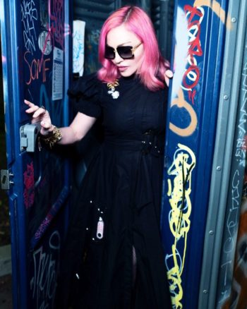 Madonna by Ricardo Gomes for The Residency Experience Los Angeles, 2020 (2)