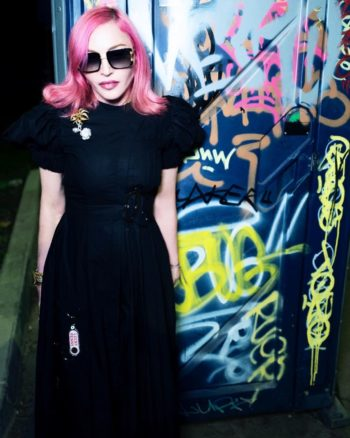 Madonna by Ricardo Gomes for The Residency Experience Los Angeles, 2020 (3)