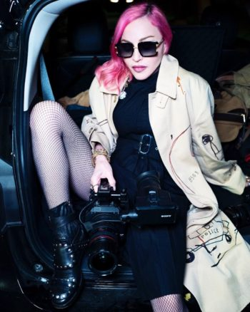 Madonna by Ricardo Gomes for The Residency Experience Los Angeles, 2020 (9)