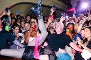 Inside Madonna's Pride Party at The Standard, New York 24 June 2021 - Pictures  Videos (2)