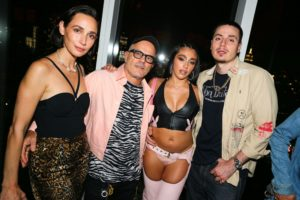 Inside Madonna's Pride Party at The Standard, New York 24 June 2021 - Pictures  Videos (9)