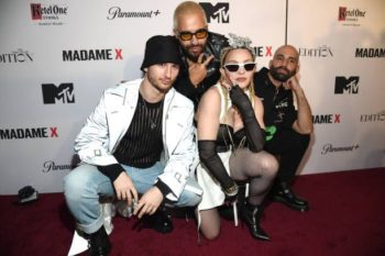 Madonna attends Madame X World Premiere, New York - 23 September - Pictures & Videos