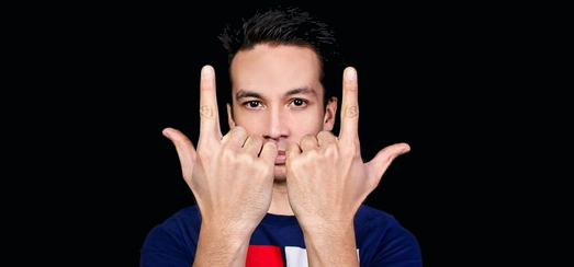 "Laidback Luke: It's a real honor to have been able to remix Madonna's ""Give me all your Luvin'"""