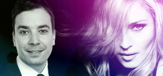 Live Facebook chat with Madonna and Jimmy Fallon