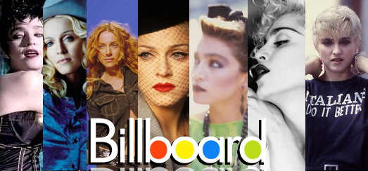 Madonna's 40 Biggest Billboard Hits
