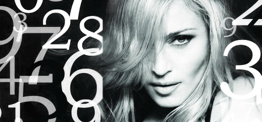Madonna's MDNA is still topping the charts!