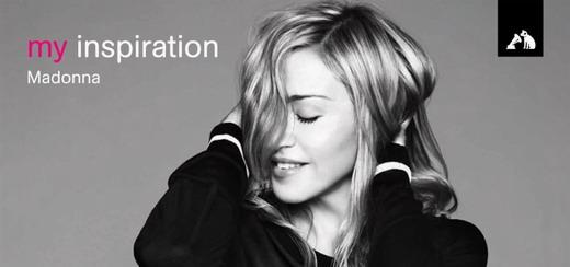 Madonna names Patti Smith as one of her key influences
