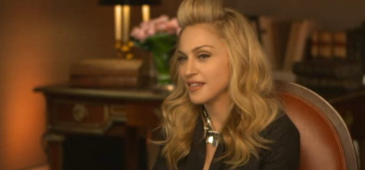 Madonna interviews for NBC & ITV [Teasers & Preview]