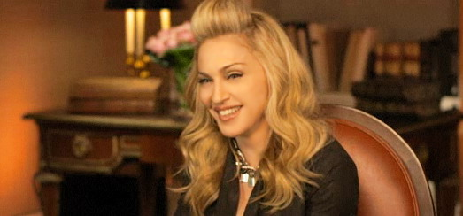 "Madonna: ""It's Hard to Sell Records"""