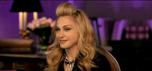 Madonna interview with Dan Wootton for UK television [ITV]