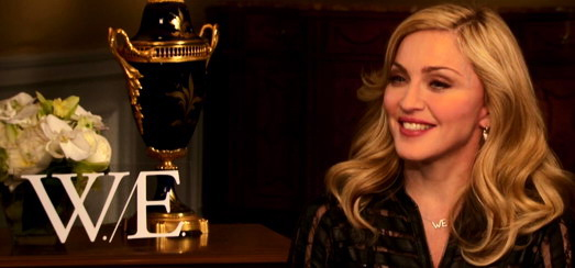 Madonna interview by Andrew Günsberg for The Project [Australia's Channel Ten]