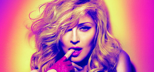 """Madonna in """"Out in the City"""" Magazine [May 2012 issue]"""