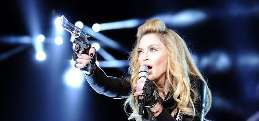 The MDNA Tour in Tel Aviv [31 May 2012 by Kevin Mazur]