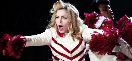 Before and during the MDNA Tour concert in Istanbul [7 June 2012 - HQ pictures]