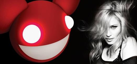 "Deadmau5 Calls Madonna ""Funky Grandma"""