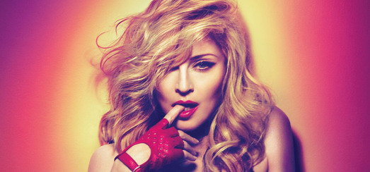 Exclusive Madonna concert at Olympia in Paris next week!