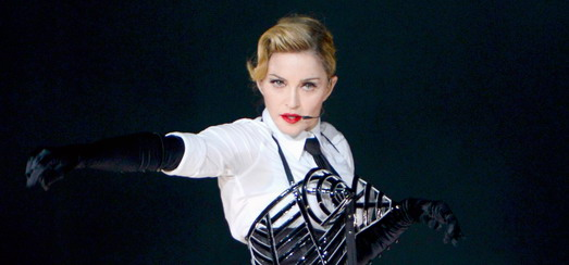 The MDNA Tour will end in South America
