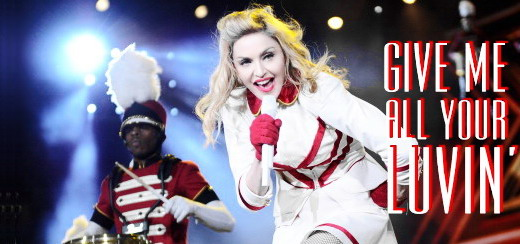 "Madonnarama presents ""Give me all your Luvin'"" [MDNA Tour Video - HD]"