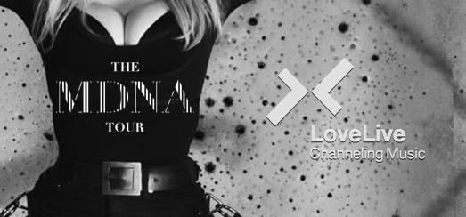 MDNA Tour at the Olympia in Paris: All Details Revealed [Press Release]