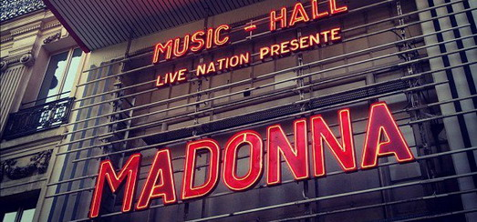"Liz Rosenberg releases statement after the ""MDNA à l'Olympia"" controversy"