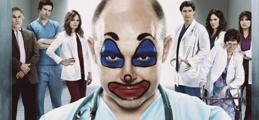 "Madonna may appear on TV show ""Childrens Hospital"""