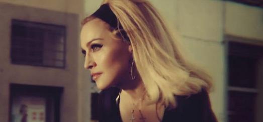 Turn up the Radio is Madonna's 57th Top 10 Billboard Dance Club Hit