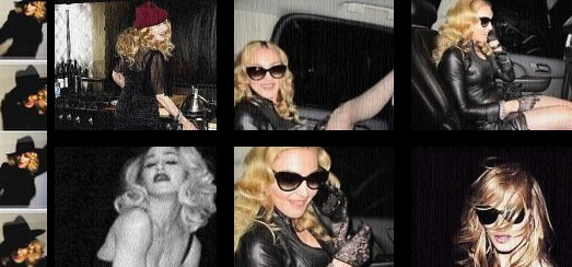 Madonna by Steven Klein, Tom Munro and Alas & Piggott [11 pictures]