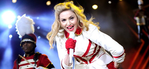 Madonna's 'MDNA' Tour Brings Big Numbers to North American Premiere Tonight