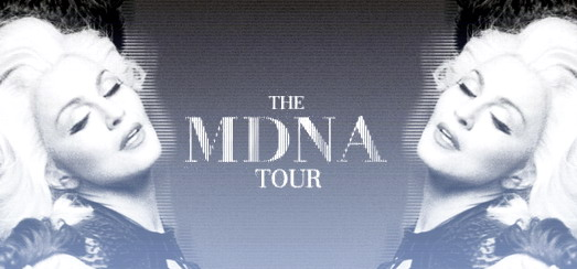 MDNA Tour Box Scores – Part 3: SOLD OUT!