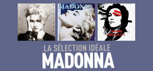 "New Madonna ""La Sélection Idéale"" CD Box Released in France"