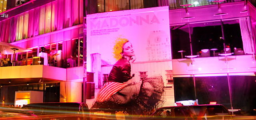 Madonna: A Transformational Exhibition by W Hotels Worldwide