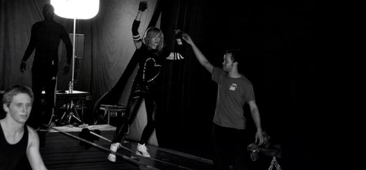 Behind the MDNA Tour – Slacklining with Hayden Nickell, Jaan Roose and Carlos Neto
