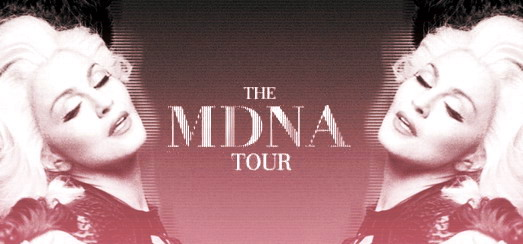 MDNA Tour Box Scores – Part 4: SOLD OUT!