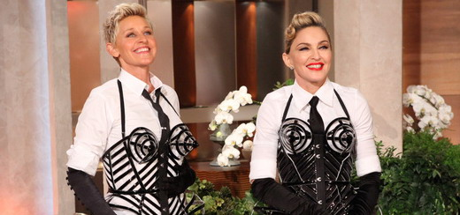 Madonna on The Ellen DeGeneres Show [Full Episode]