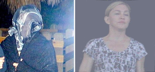 Madonna out and about in Miami [18 & 21 November 2012 – Pictures]