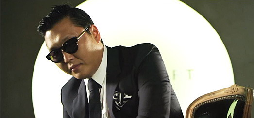 Psy: Madonna was very fascinating