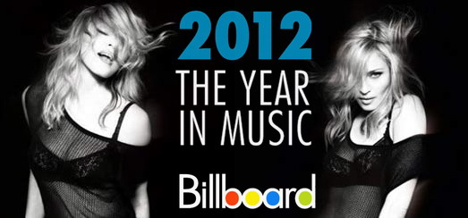 Madonna Rules Billboard.com's Readers Poll 2012