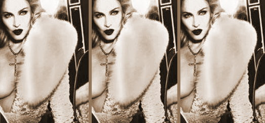 """Madonna Flashes Breast in new """"Truth or Dare by Madonna"""" ad"""
